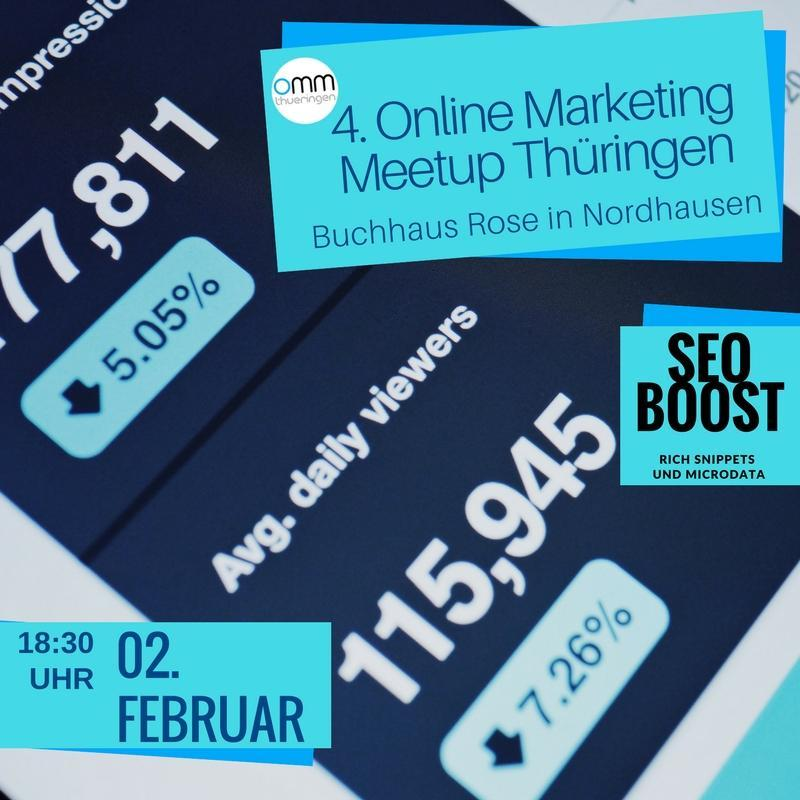 4 Online Marketing Mettup Thueringen