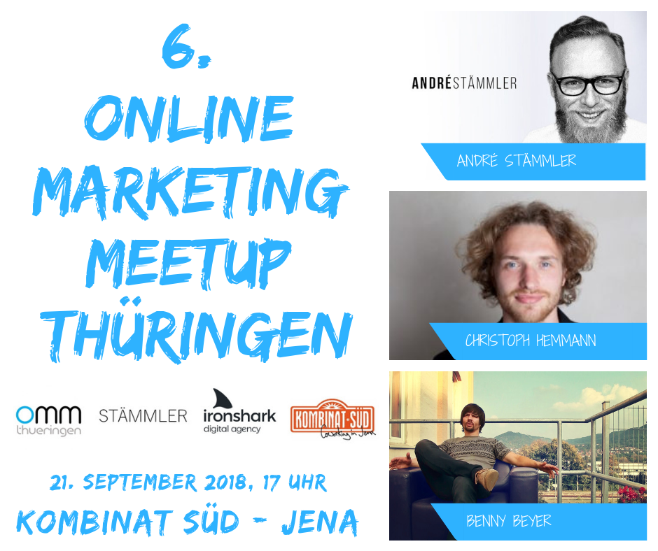 online marketing meetup thringen