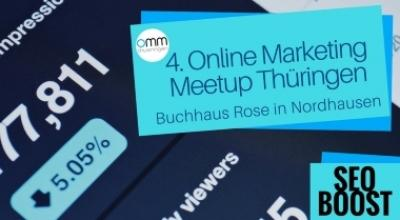4. Online Marketing Meetup Thüringen