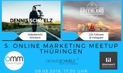 5. Online Marketing Meetup Thüringen